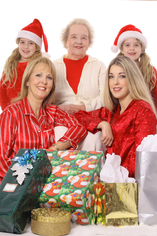 Download Holiday Generations Stock Photos - Image: 4015113