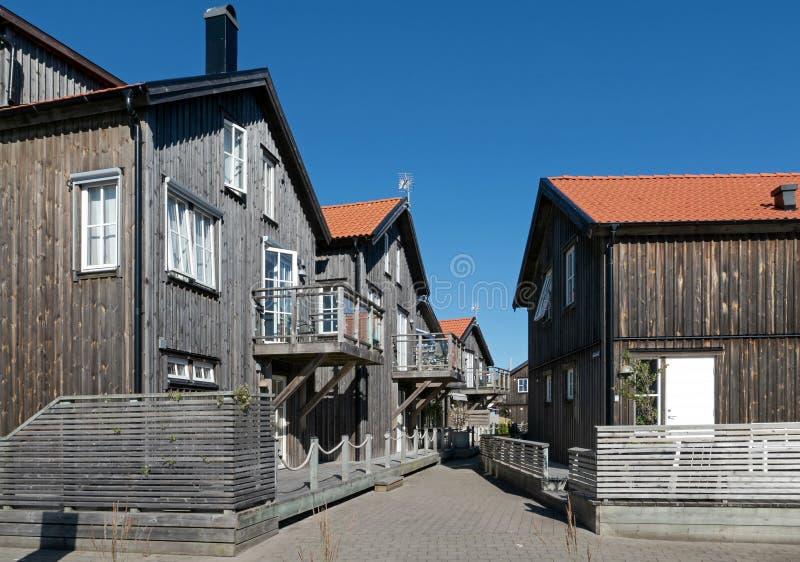 Holiday Homes In Malmön's Harbor 1 Free Public Domain Cc0 Image