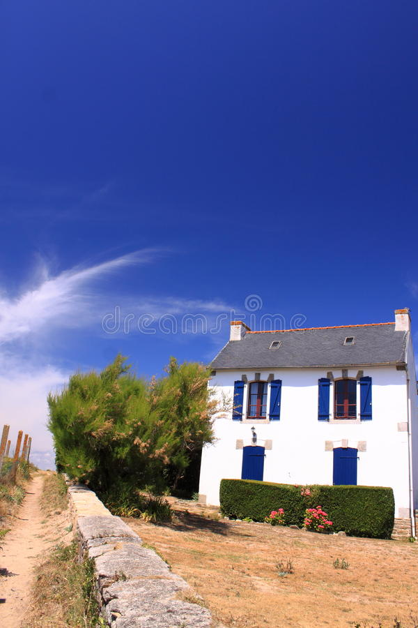 Download Holiday house stock photo. Image of holiday, french, building - 15306030