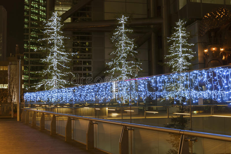 Download Holiday illumination stock photo. Image of downtown, city - 26534736