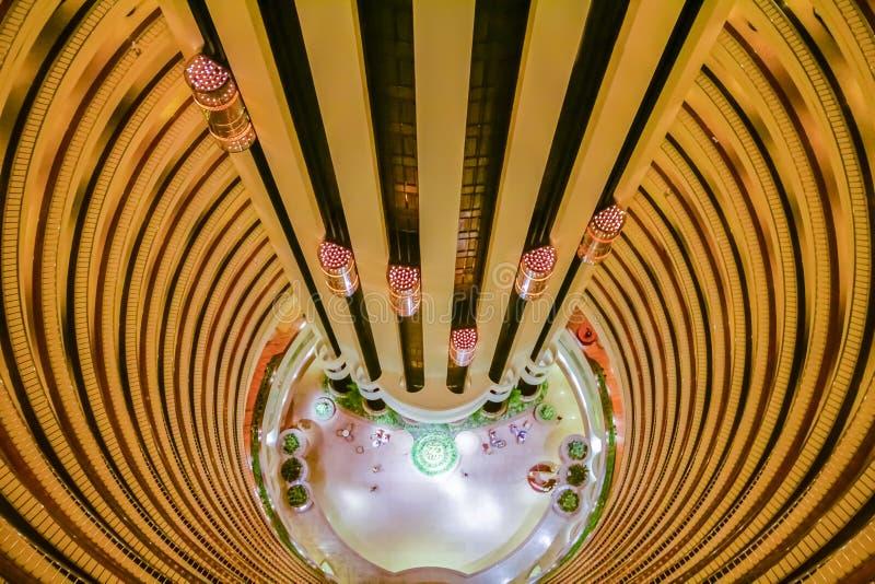 Holiday Inn Singapore fotografia stock libera da diritti