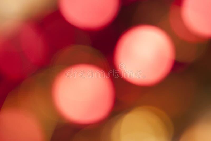 Holiday Lights Royalty Free Stock Photo