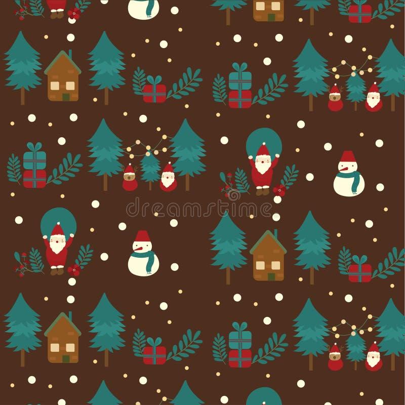 Merry christmas night holiday vector stock photos