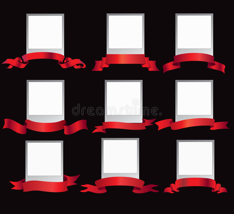 Free Holiday Photo Frames Collection Stock Photography - 15873212