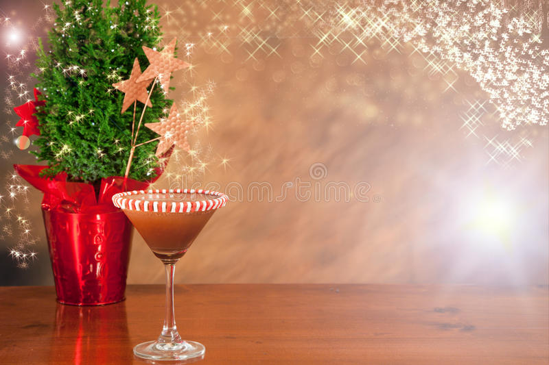 Holiday scene royalty free stock photography