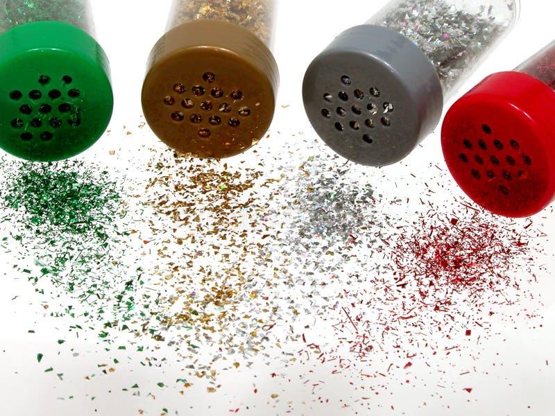 Holiday & Seasonal: Christmas Glitter stock photos