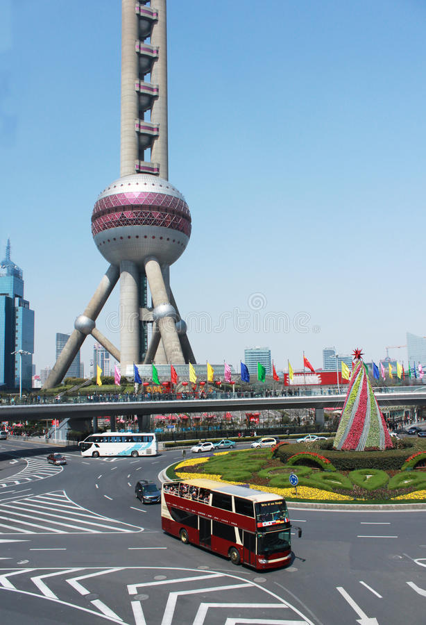Download Holiday in shanghai editorial stock photo. Image of chinese - 26190938
