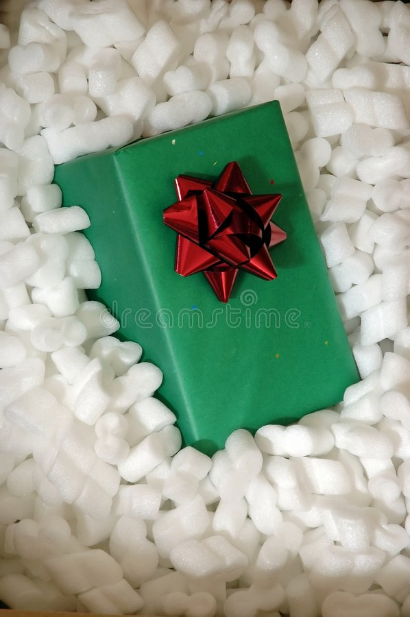 Holiday Shipping stock images