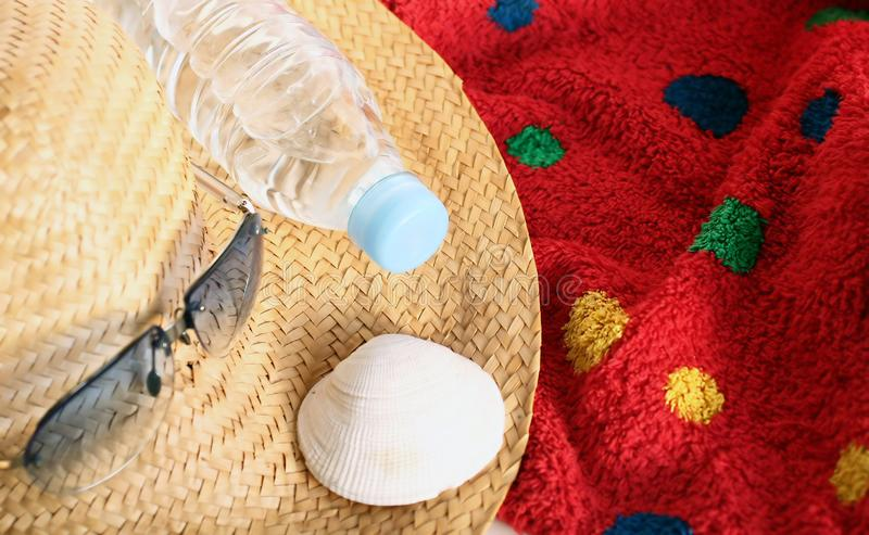 Download Holiday in summer 2 stock photo. Image of shell, sunglasses - 2157806