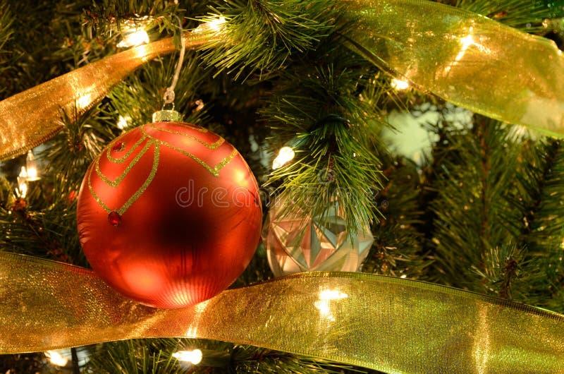 Holiday Tree stock image