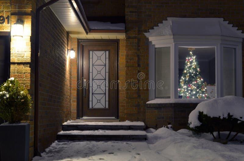 Holiday Tree Home Free Public Domain Cc0 Image
