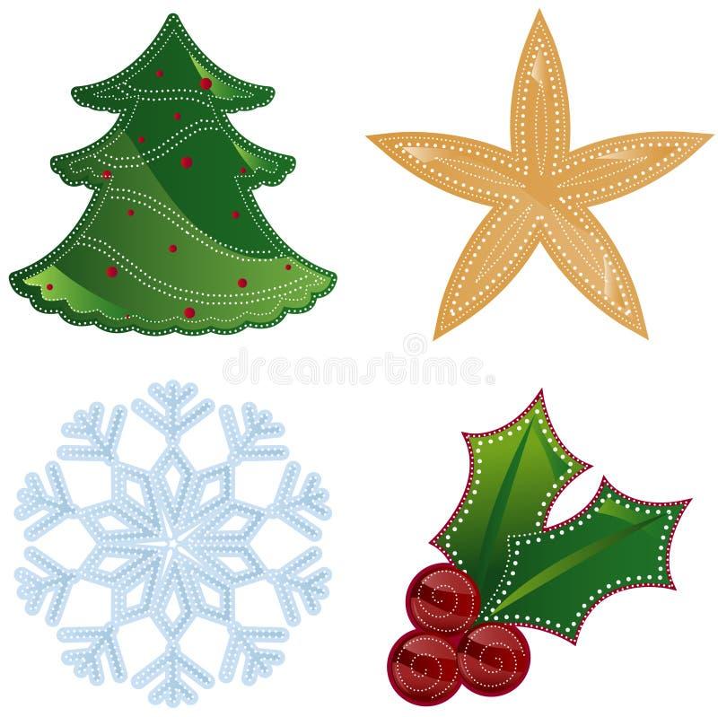 Holiday Trinkets stock photo