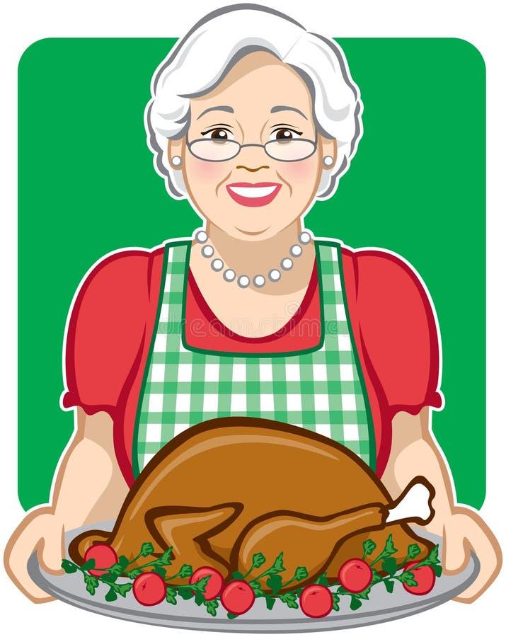 Holiday Turkey vector illustration