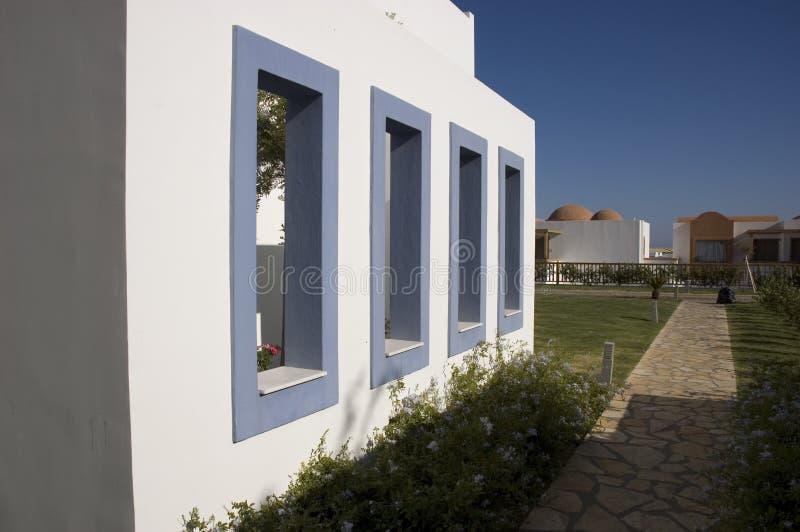Download Holiday villa stock image. Image of greek, pool, beach - 21629623