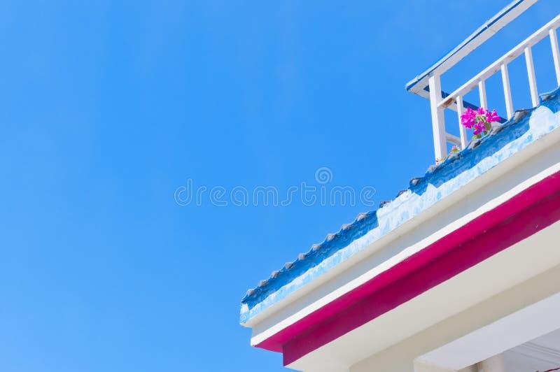 Holiday Villa Royalty Free Stock Photo