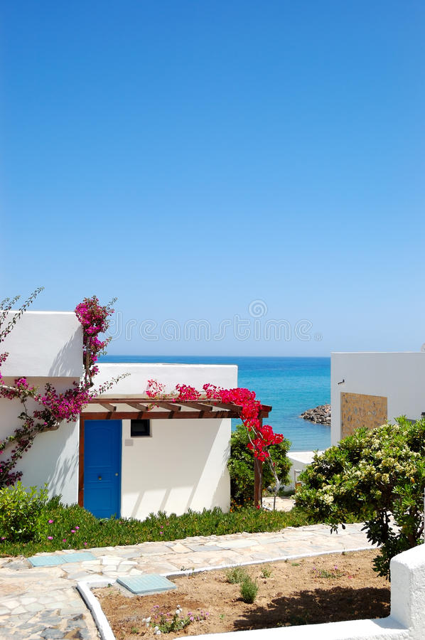 Download The Holiday Villa At Luxury Hotel Stock Photo - Image: 29363950