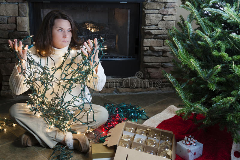 Download Holiday woes stock photo. Image of frustration, depressed - 27098476