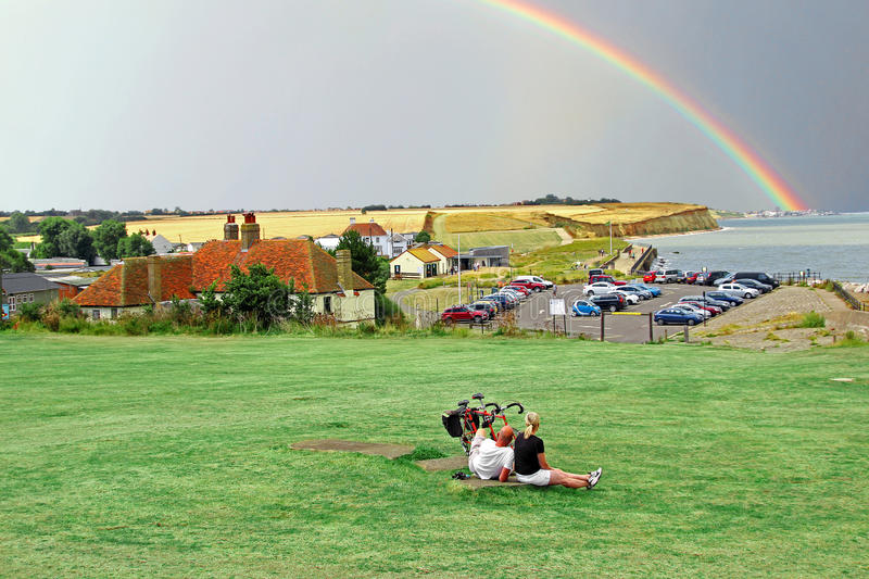 Download Holidaymakers In Rural Kent Editorial Photo - Image: 37949051