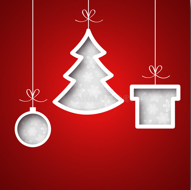 Holidays background stock illustration