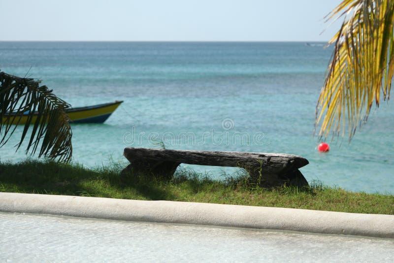 Holidays in paradise royalty free stock photo