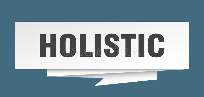 holistic vektor illustrationer