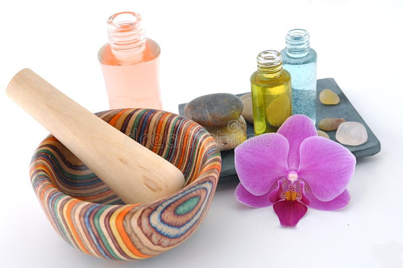 Download Holistic Spa Royalty Free Stock Image - Image: 13203586