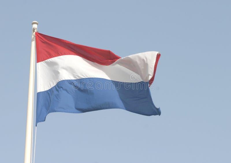 Download Holländische Markierungsfahne Stockfoto - Bild von euro, holländisch: 33060