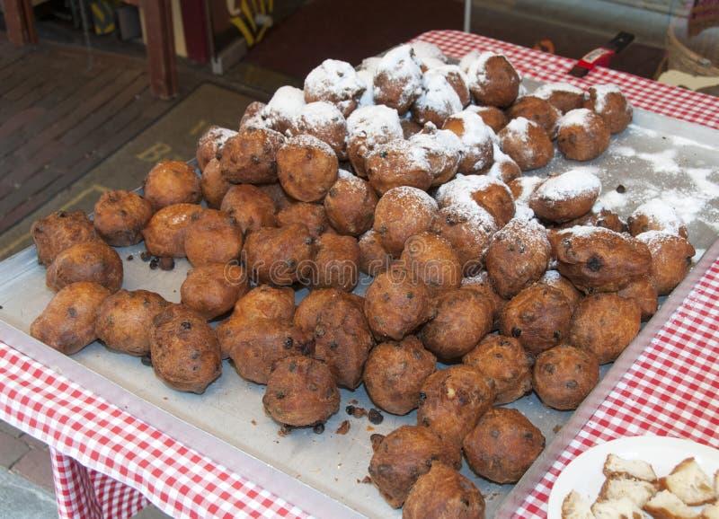 Holländsk traditionell mat fotografering för bildbyråer