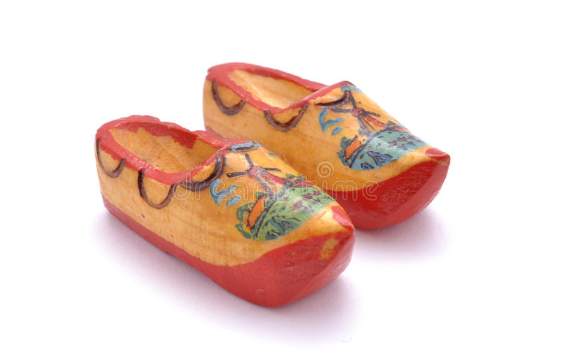 Download Holland clogs stock photo. Image of wood, traditional - 12434304