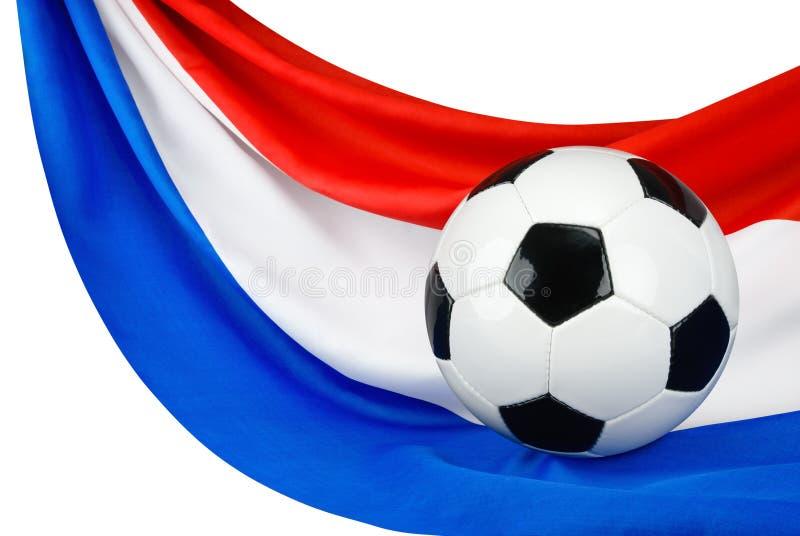 Holland Loves Football Stock Photo