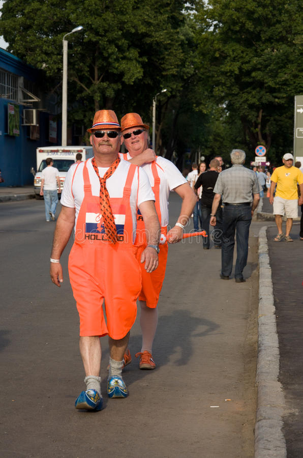 Download Holland Supporters In Kharkov, Ukraine Editorial Photo - Image: 25208516