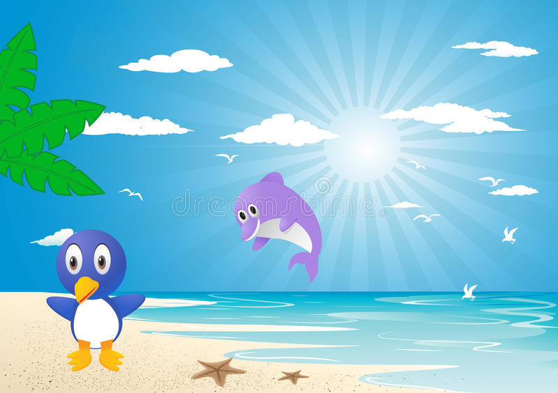 Download Holliday On Beach Stock Photo - Image: 14154260