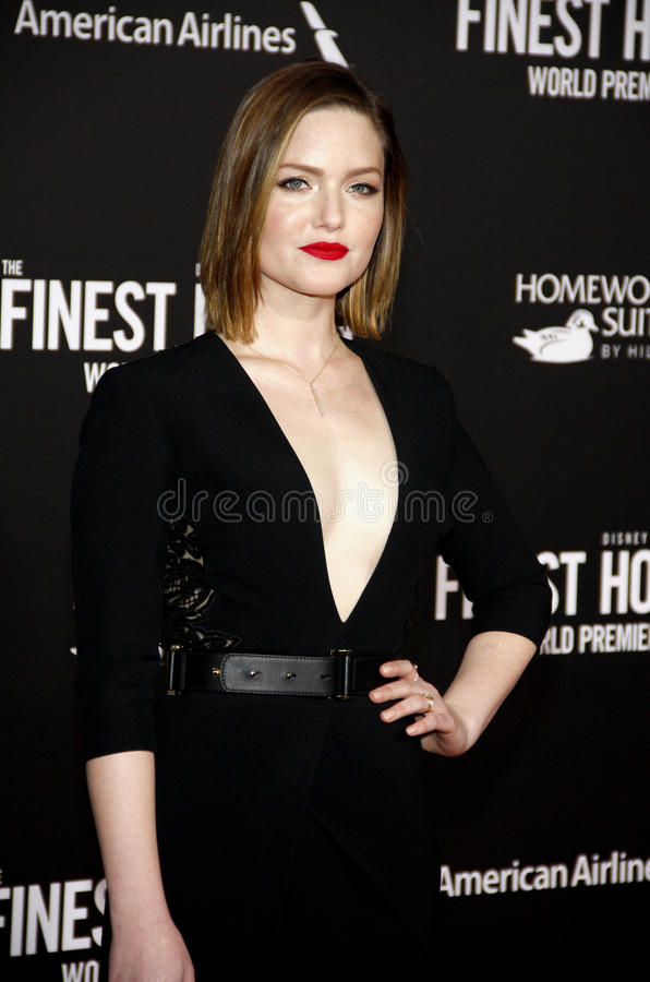 Holliday Grainger images stock