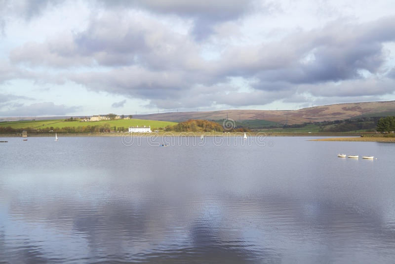 hollingworthlake arkivfoto