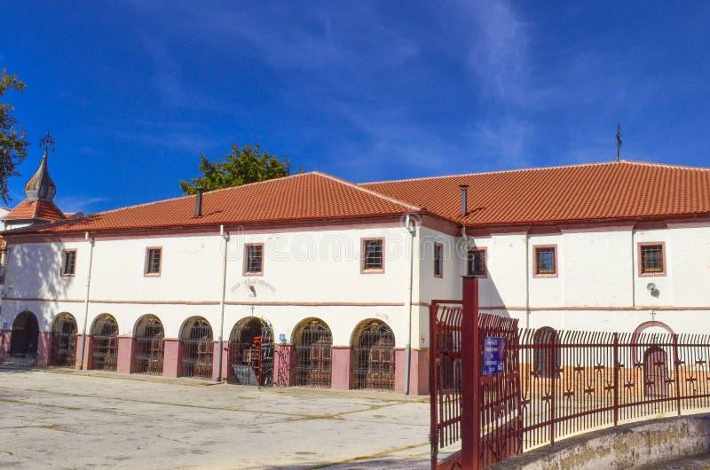 Holly Annunciation Church in Prilep, Mazedonien lizenzfreie stockfotografie