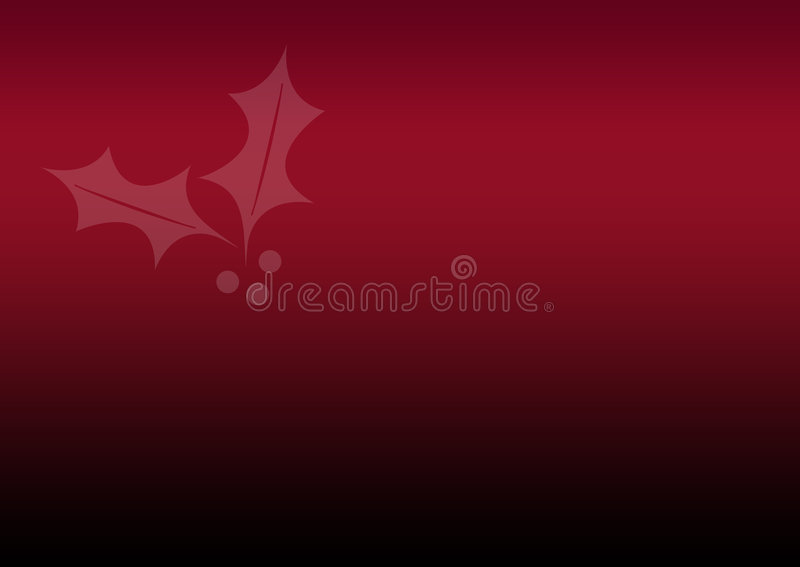 Download Holly Background stock illustration. Illustration of berry - 1804864