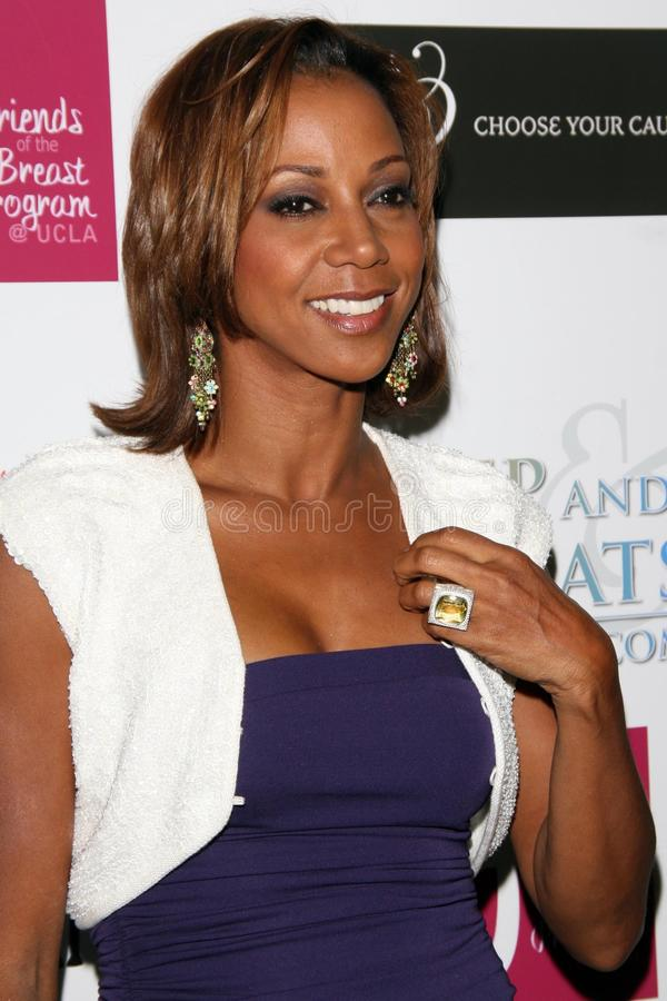 Download Holly Robinson-Peete editorial stock image. Image of fred - 24036199