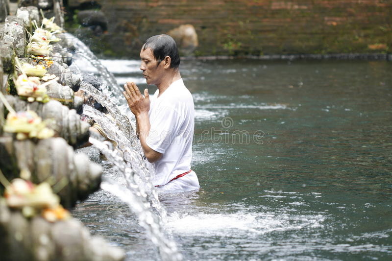 Download Holly Springs In Balinese Tirta Empul Temple Editorial Stock Photo - Image: 16624548