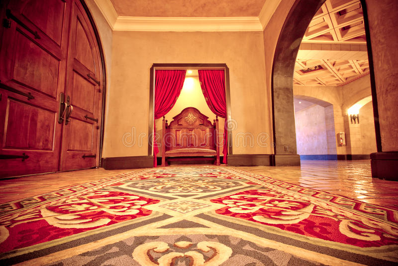Hollywood Hotel Roosevelt zdjęcia royalty free
