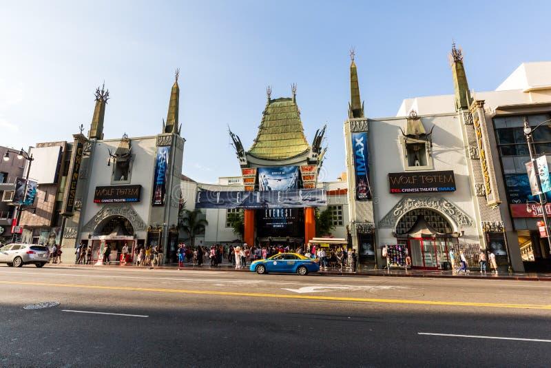 Hollywood, Los Angeles immagini stock libere da diritti