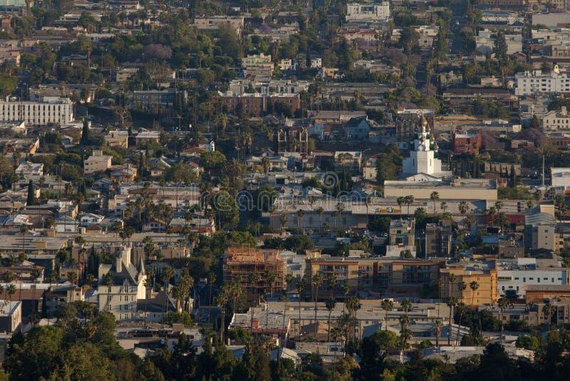 Hollywood orientale del centro immagini stock