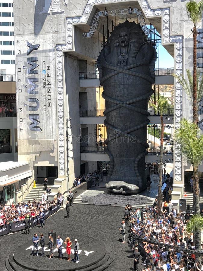 ` Hollywood Promo wydarzenie i obraz royalty free