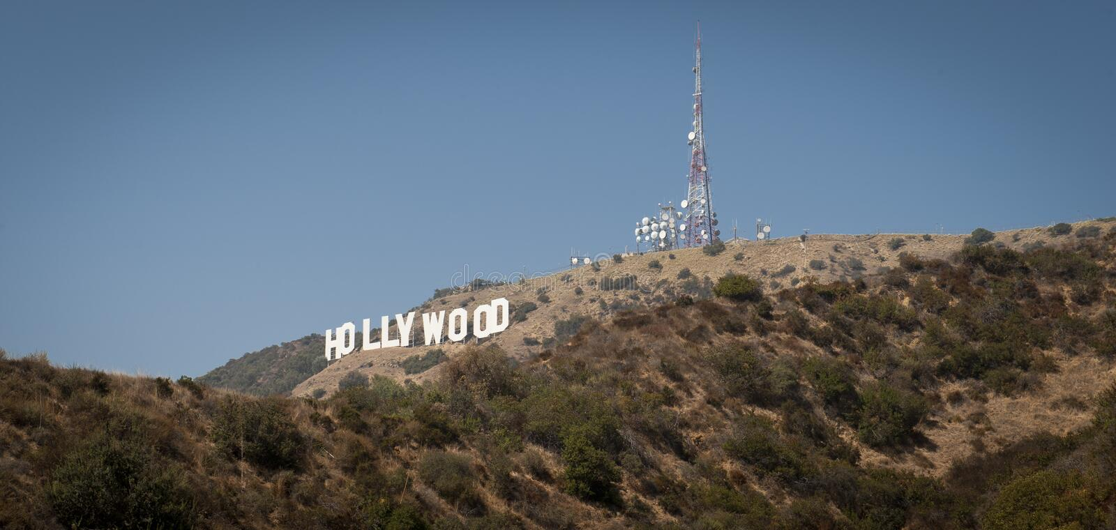 Download Hollywood Sign Los Angeles California Editorial Stock Photo - Image: 21675918