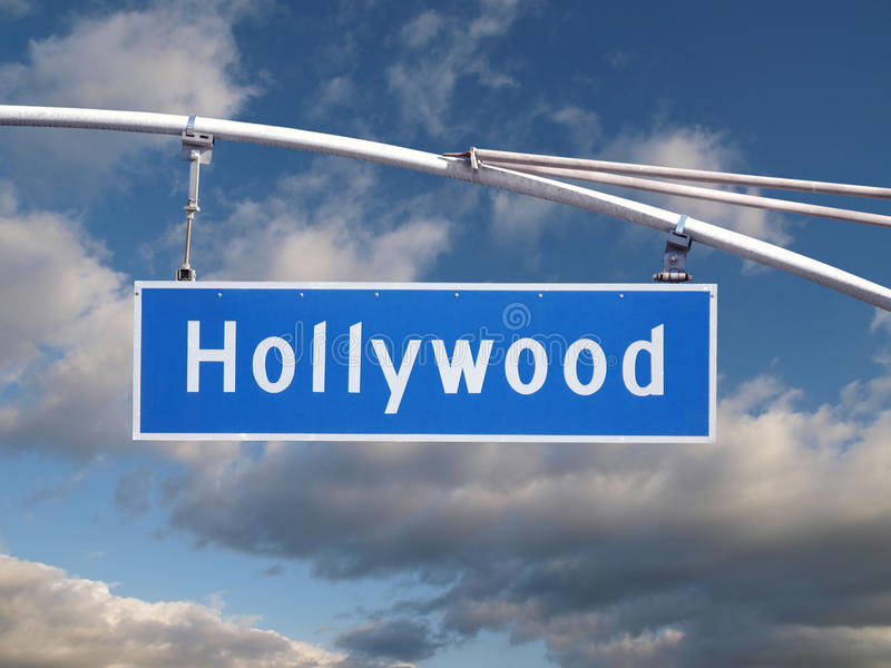 Download Hollywood Signage stock photo. Image of sign, california - 13880008