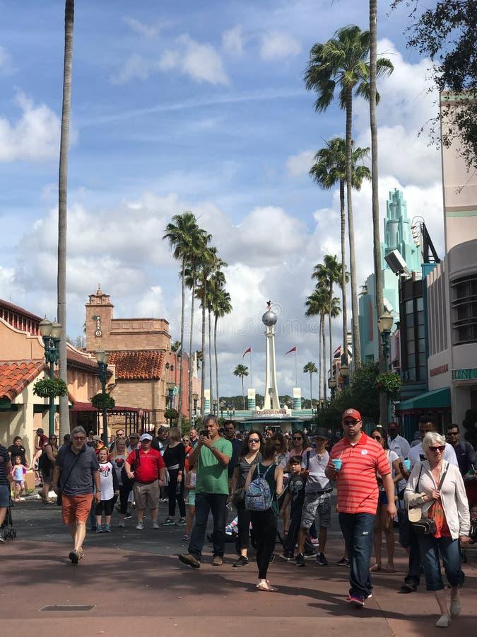 Hollywood studia, WDW, Orlando, Floryda obraz royalty free