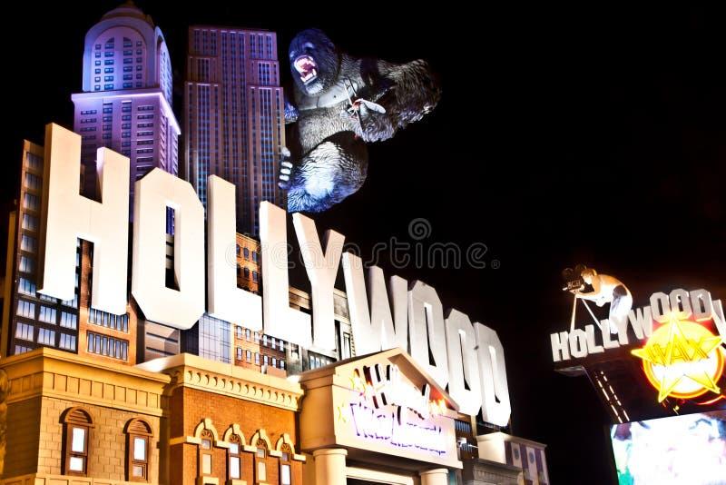Hollywood-Wachs-Museum in Branson MO lizenzfreie stockbilder