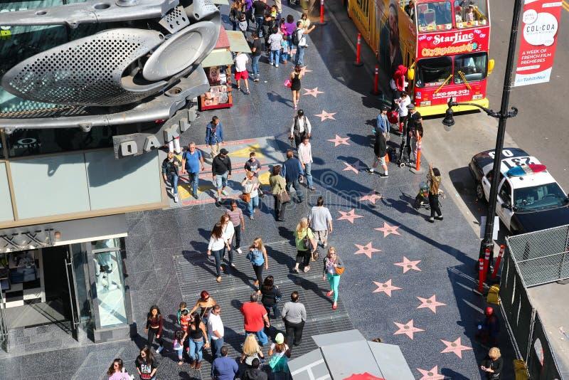 Hollywoodla royalty-vrije stock fotografie