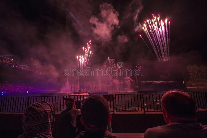 Hollywoodstudio's - Walt Disney World - Orlando/FL royalty-vrije stock foto's
