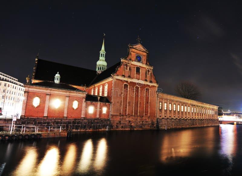 Holmens Kirke royalty free stock image