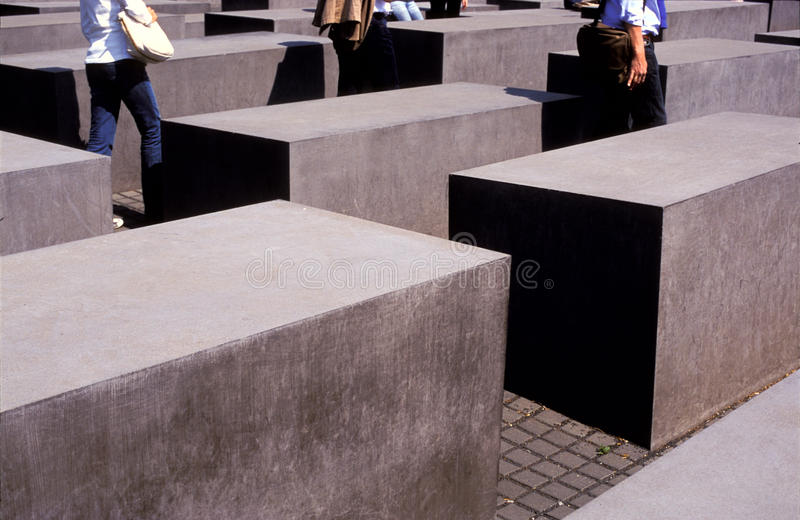 Download Holocaust memorial Berlin editorial photography. Image of victims - 26657832